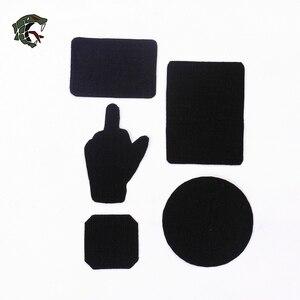 "Image 3 - Tsnk軍事愛好家刺繍patch army tactical badge ""シールチーム/手袋/ベビーカート"" 腕輪"