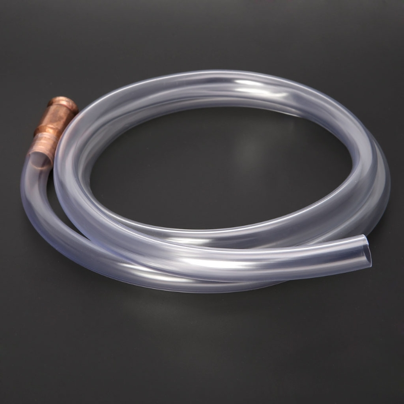 Steckdosen Werkzeuge Liefern Gas Siphon Pumpe Benzin Kraftstoff Wasser Shaker Siphon Sicherheit Selbstansaugende Schlauch Rohr