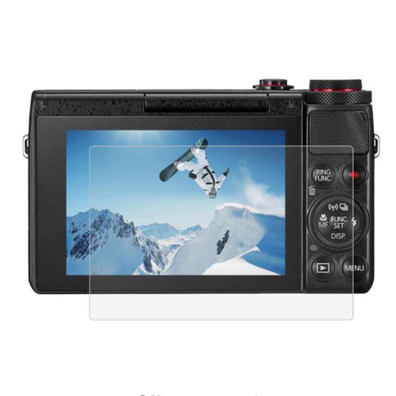 Закаленное Стекло Экран Защитная пленка для Canon G9X G9XII G7X II G7XII G7XIII G5X/G9 G7 G5 X/G1XIII G1X Mark III M6 M100 M50