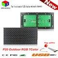 Открытый P20 полноцветный СВЕТОДИОДНЫЙ дисплей модуль 320*160 мм 16*8 пикселей для P20 открытый rgb дверь голову dazzle цветной дисплей экран