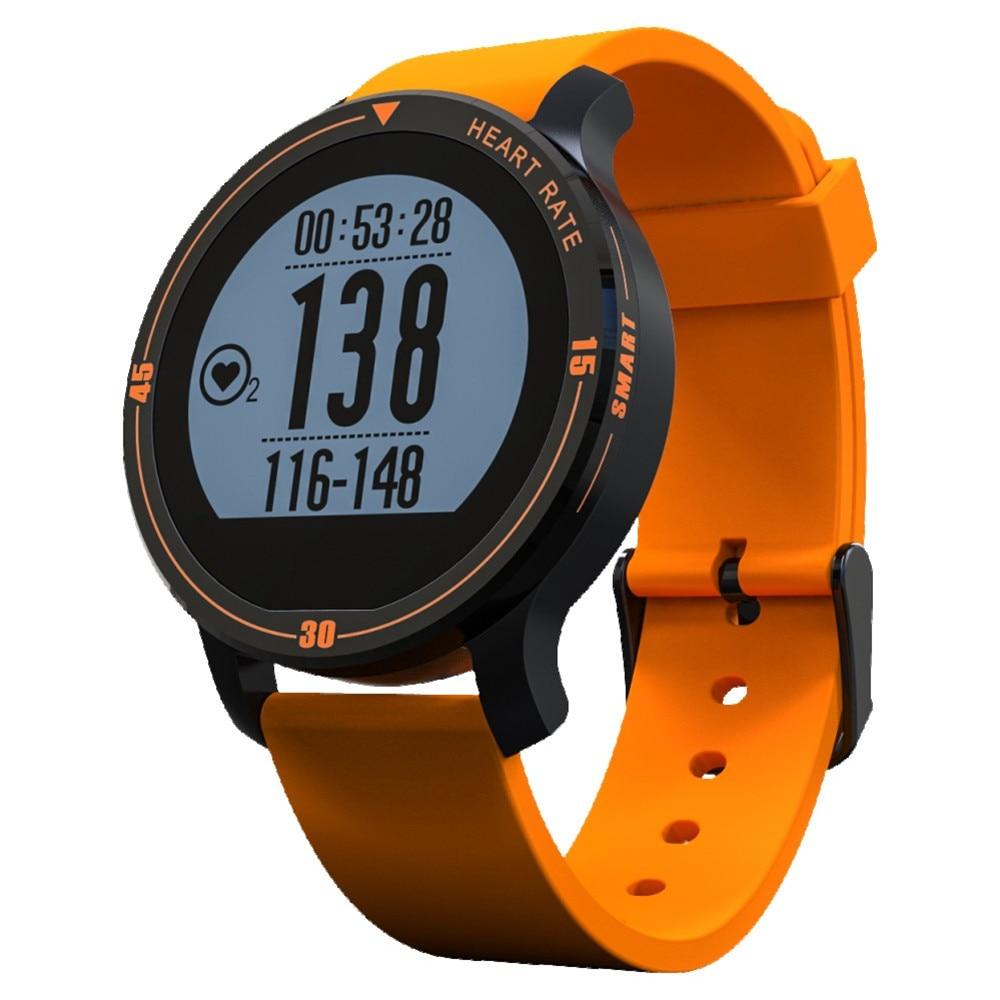 imágenes para 2017 venta caliente ip67 a prueba de agua nueva pulsera hombres s200 smartwatch smart watch con monitor de ritmo cardíaco del deporte reloj de la natación