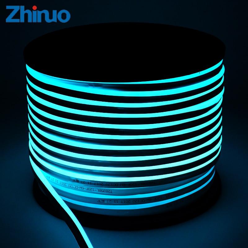 neon led strip flexible aquarium lighting belt 12v ice. Black Bedroom Furniture Sets. Home Design Ideas