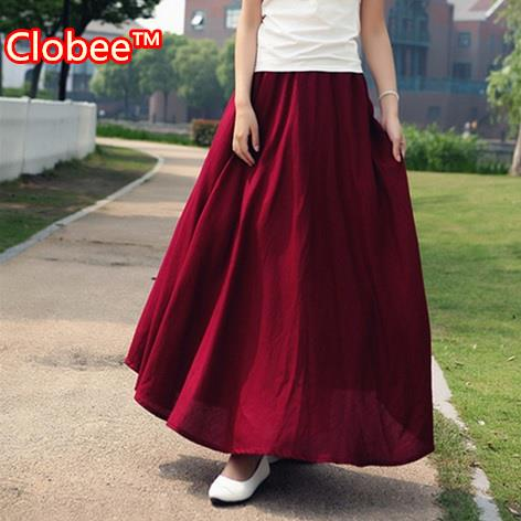 Compare Prices on Maxi Skirt Long for Winter- Online Shopping/Buy ...