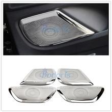 For Mercedes-Benz Vito W447- Interior Burmester Door Stereo Loudspeaker Speaker Audio Cover Car Styling Accessories