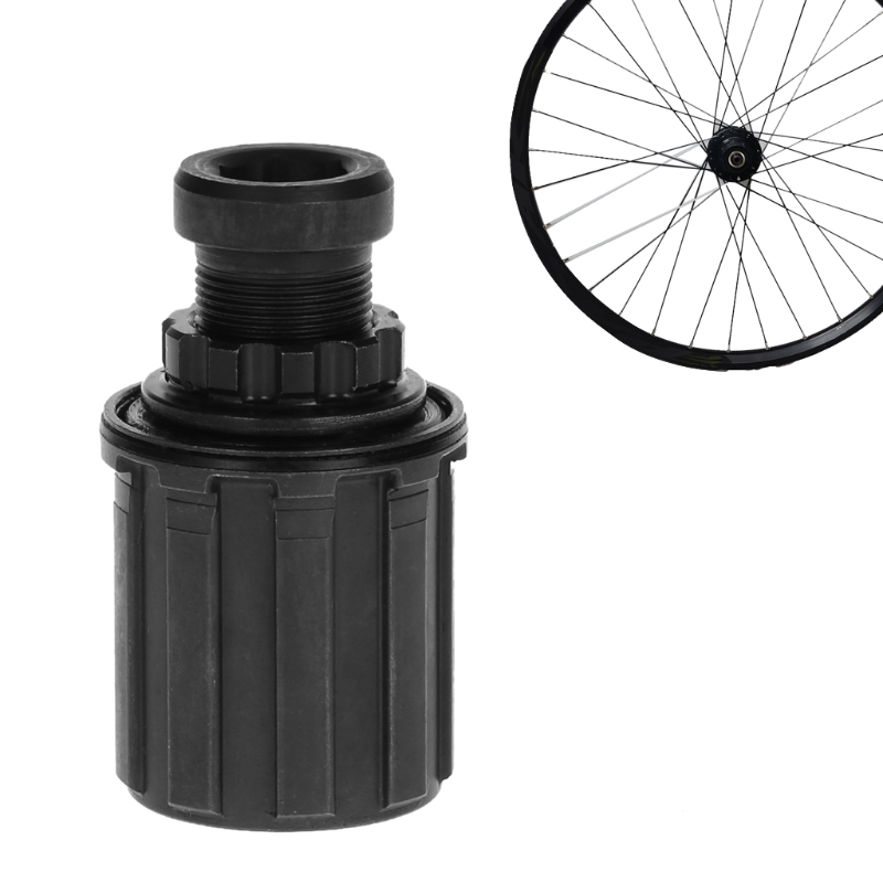 Bicycle Bearing Tower Steel MTB Bike Rear Axle Parts For 8/9/10 Speed Cassette image