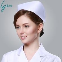 Медицинские шапочки для медсестер Mdical, уплотненные хирургические шапочки s из лавсана, отрегулированные головные уборы розового и синего цвета