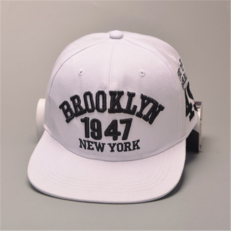 1947 Brooklyn Style Baseball Cap Gorras Planas Snapback Caps New York Hip  Hop Hats Snapbacks Cap-in Baseball Caps from Apparel Accessories on  Aliexpress.com ... 72ea6250bb4