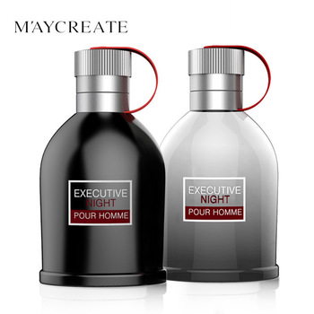 MayCreate Original 100ML Men Perfume Spray Bottle Long Lasting Perfumes and Fragrances For Men's Cologne Parfum Eau De Cologne