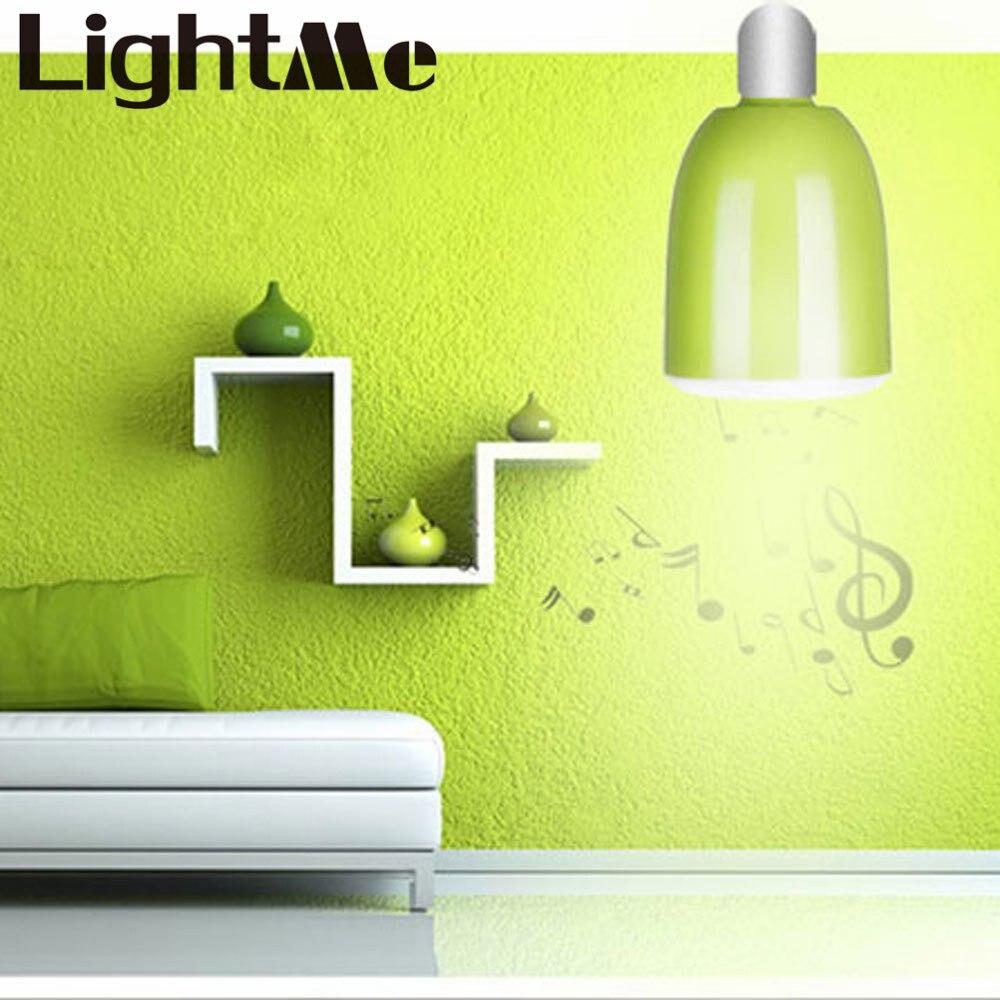 Ampoule électronique de boule de LED sans fil E27 3000-6000 K avec le contrôle d'app ampoules de lumière LED économiseuses d'énergie de haut-parleur de Bluetooth 4.0