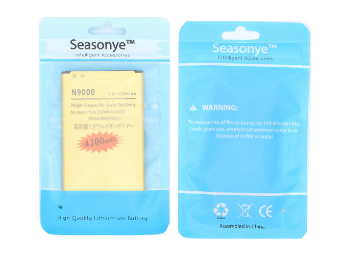 Seasonye 4200 mAh B800BC B800BE B800BU B800BZ Or Batterie De Remplacement Pour Samsung Galaxy Note 3 III Note3 N9000 N9006 N9005 N900