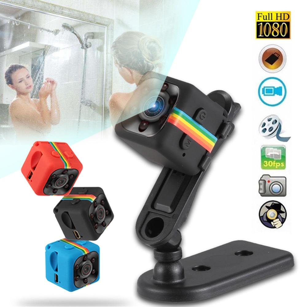 HD 1080P Car Home CMOS Sensor Night Vision Camcorder Micro Cameras mini Camera cam DVR DV Motion Recorder Camcorder SQ 11