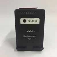 Free Shipping For HP 122 XL 122XL Black Inkjet Cartridge For Hp Deskjet 1000 1050 2000