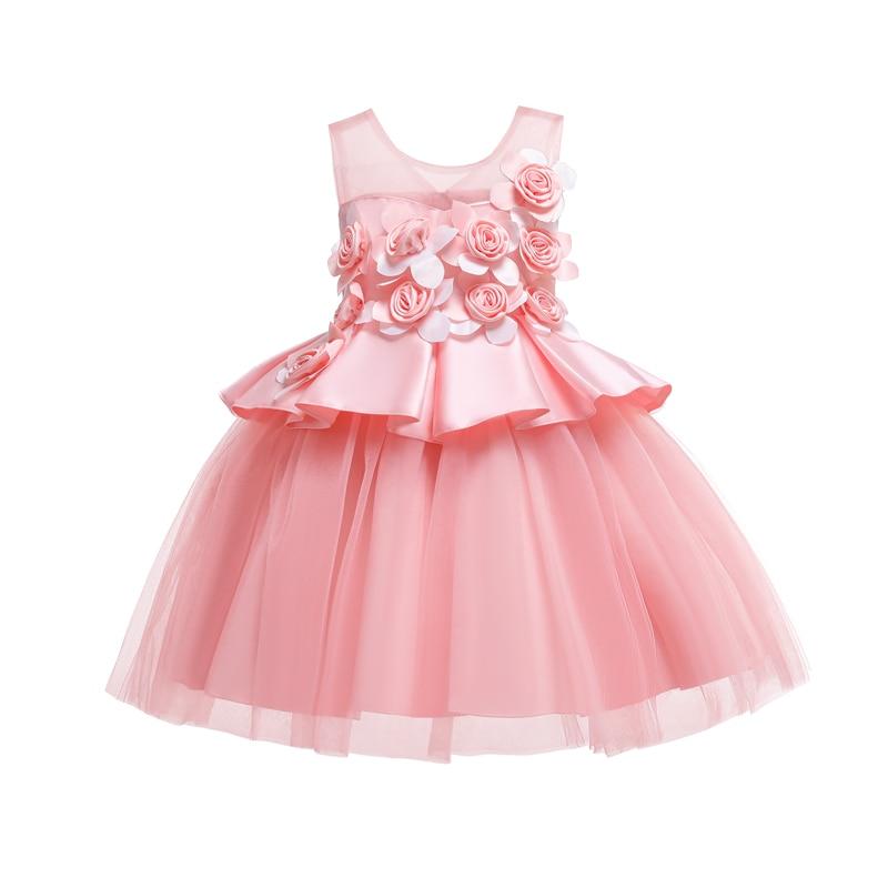 12 Jahr Baby Mädchen Prinzessin Kleid Kinder Streifen Ärmellose Kleider Für Kleinkind Kinder Europäischen Amerikanische Mode Kleidung Schmerzen Haben