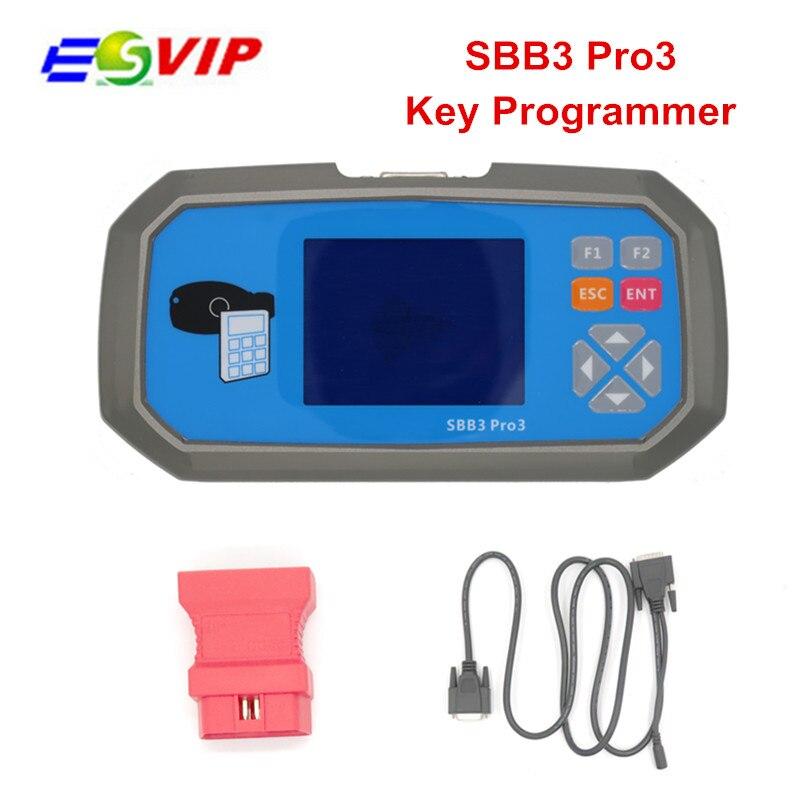 Date SBB3 PRO3 Silca SBB 3 PRO2 V48.88 programmeur clé prix de gros Multi Langauge sbb programmeur clé
