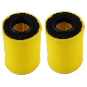 2pcs Mower Air Filters Replace