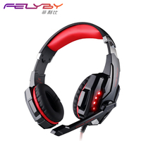 The New G8580 USB 7 1 Surround Sound Version Of The Game Shaking Vibration Computer Headband