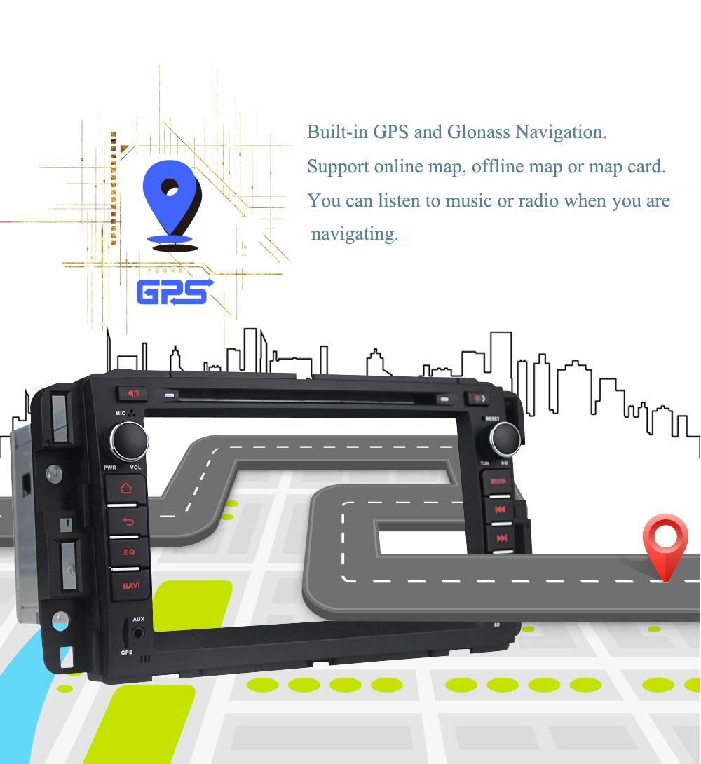 סטריאו GPS ניווט רכב 6