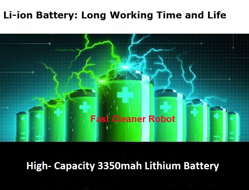 Li-ion battery3350