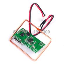 1PCS/125Khz RFID Reader Module RDM6300 UART Output Access Control System for Arduino Best prices& Free Shipping