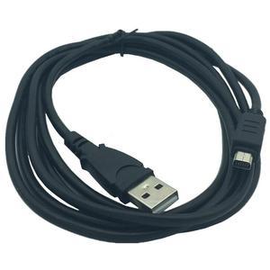 Image 3 - Lbsc aplicável para câmera digital olympus, cabo de dados usb CB USB5/CB USB6 12 p usb 12 pinos