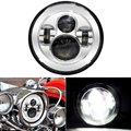 "DOT Approved 7"" 40W LED Headlight For Harley Triumph Victory Honda Kawasaki Yamaha Cruiser Motorcycle Chopper (High/Low Beam)"