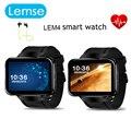 LEM4 Smart watch Android 4.4 RAM 512 МБ MT6572A ROM 4 ГБ Поддержка wi-fi 3 Г GPS Для Андроид Телефон