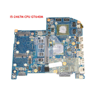 NOKOTION NB.RYK11.005 NBRYK11005 Main Board For Acer aspire M3 581 M3 581TG Laptop Motherboard I5 2467M CPU DDR3 GT640M