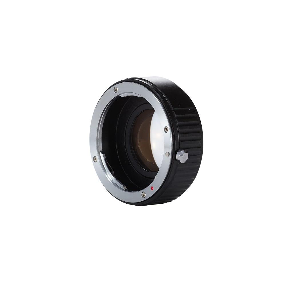 Meking PK-NEX Adjustable Aperture Focal Reducer Speed Booster Adapter Pentax Lens to NEX save $2 focal reducer speed booster lens adapter suit for canon eos lens to sony camera nex 7 nex 6 nex 5r nex 5n nex 5c