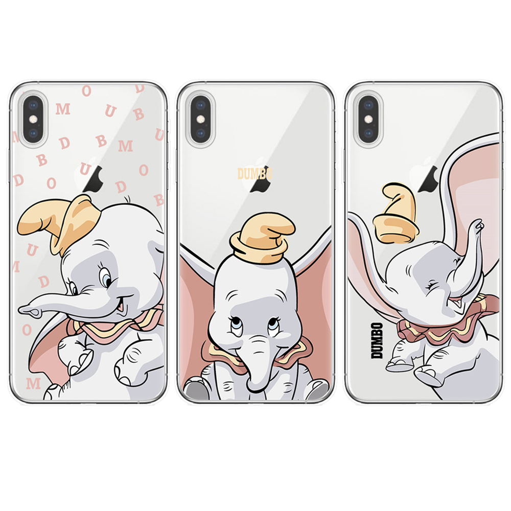 coque iphone 8 dumbo