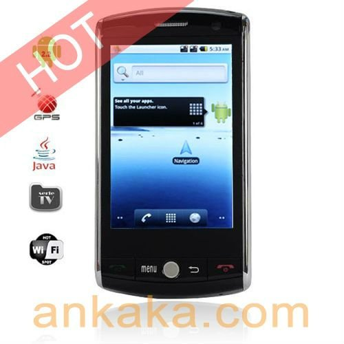 android phone android 2.2 wifi tv gps