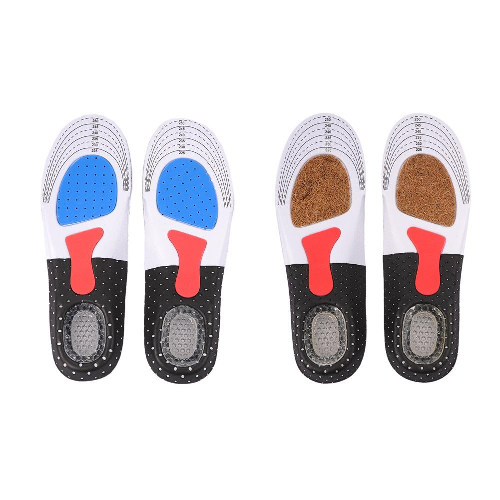 1 Pair Breathable Outdoor Sport Insoles Basketball ...