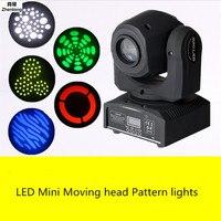10W 30W 60W LED Spot Moving Head Light LED DJ Beam Light Led Gobo Moving Heads