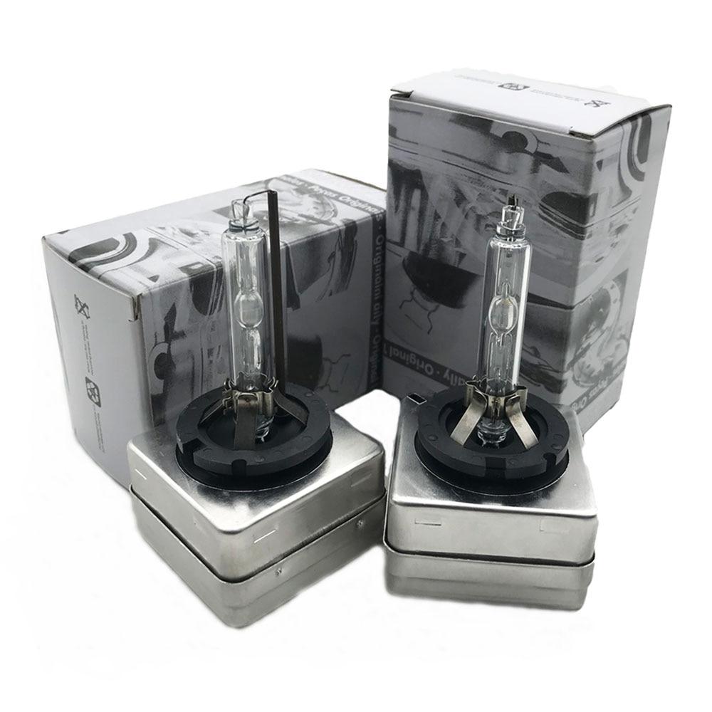 2PCS NEW D1S D3S D2S D2R D4S D4R 4300K 5000K 6000K Xenon Bulbs font b Lamps