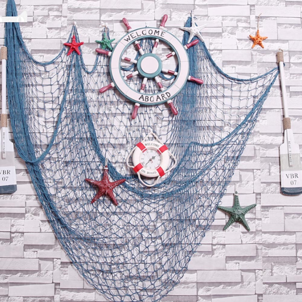 Online get cheap nautical party decorations aliexpress for Cheap nautical decorating ideas