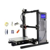 Hot Sale 3D Printer DIY Yite 3D Easy Assemble High Precision Reprap Prusa I3 3D Printer