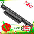 Golooloo 6 zellen akku für Clevo C4500BAT-6 C4500BAT 6 B4100M C4500 C4500BAT6 B4105 B5100M B5130M W150 W240C W240HU W250H