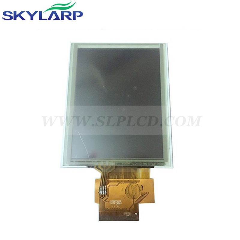 Skylarpu new original LM1260A01-1C For Intermec ck3r ck3e ck3x Lcd display screen with glass touch screen Free shipping цена
