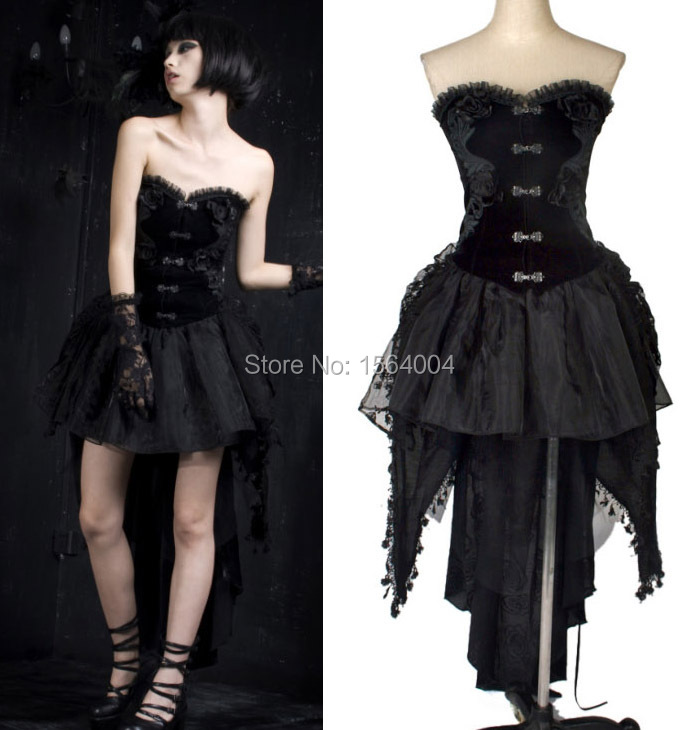 Long Emo Prom Dresses – fashion dresses