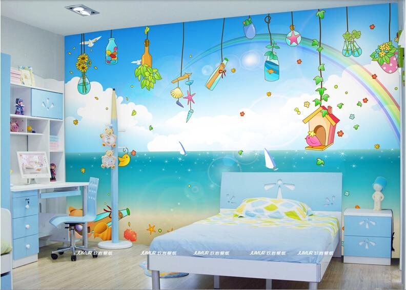 Murales Para Nias Mural De Flores Para La Habitaci Del