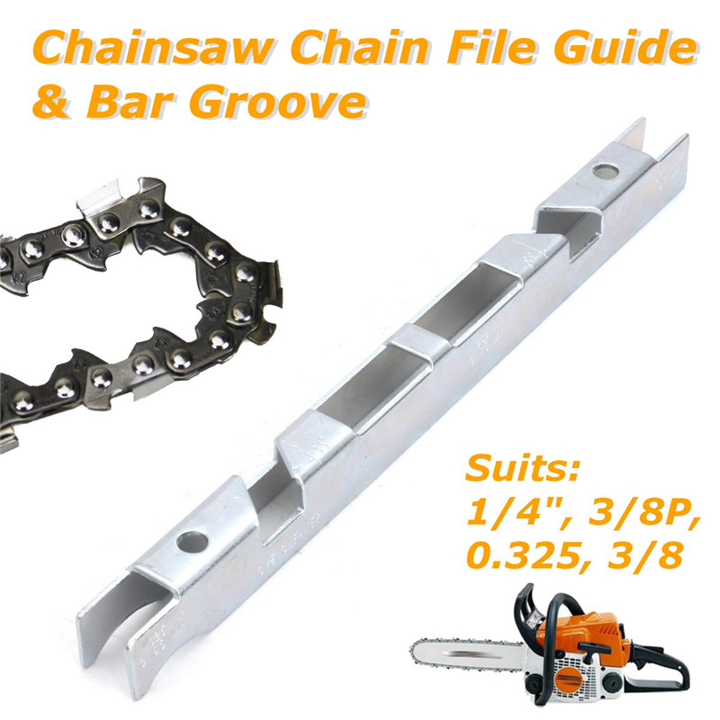 Chainsaw Chain Raker File Guide Depth Guide Suits For 1/4