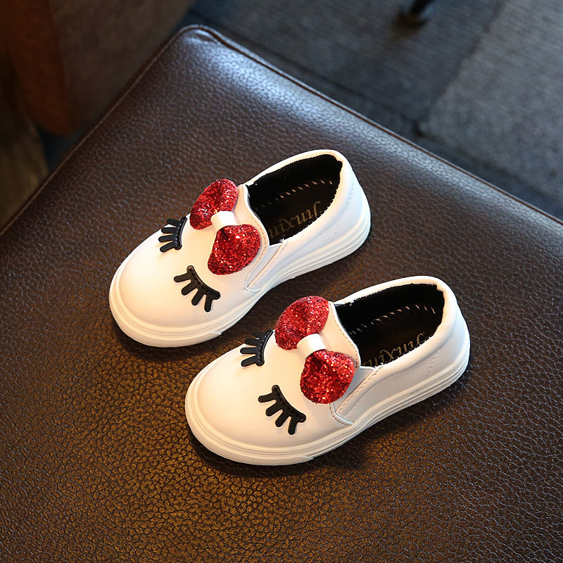 Baby-Sneakers-Sequins-Bow-Eyes-Flats-Bling-Bow-Kids-Shoes-Footwear-Baby-Girls-Summer-Waterproof-Leather-Sports-Shoes-Kids-3