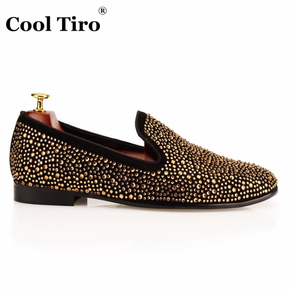 L'europe D'or Strass Chaussures Transparent Cuir Diamant Doublure Casual Hommes En Plat Mocassins Tiro Cool Robe Mode qECw5q