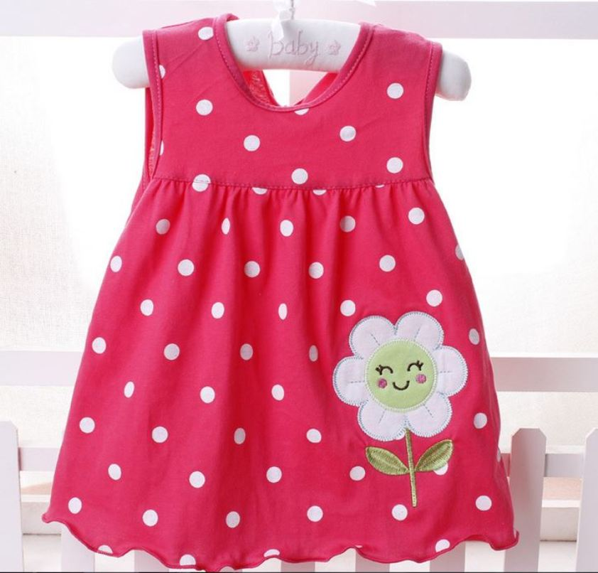 Baby girl Dress 2017 summer girls dresses style infantile ...