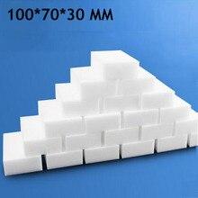 50Pcs/Lot White Melamine Sponge Magic Sponge Eraser Nano Wholesale Dish Washing Clean Kitchen Office Bathroom Cleaning 10*7*3CM