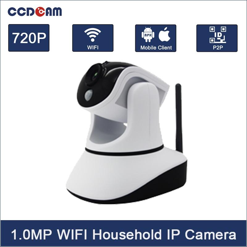 CCDCAM HD Wireless IP Camera IR-Cut Night Vision Audio Network di Registrazione CCTV Onvif IP CopertaCCDCAM HD Wireless IP Camera IR-Cut Night Vision Audio Network di Registrazione CCTV Onvif IP Coperta