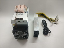 Verwendet AntMiner T9 + 10,5 T Bitcoin Miner Mit Netzteil Asic BTC BCH Miner Wirtschafts Als WhatsMiner M3 M10 s9 S9i S9j