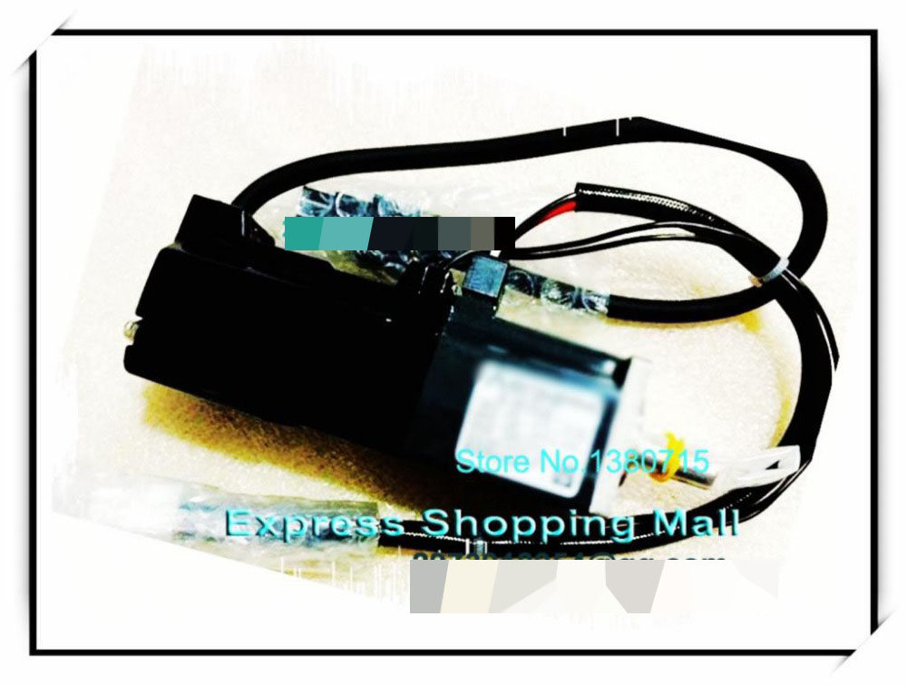 New Original HC-MFS053B 0.16NM 3000rpm 200V 0.85A 50W Brake AC Servo Motor used servo motor hc kfs053d almost new warranty for three months