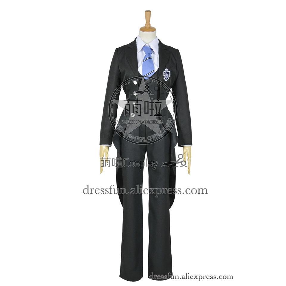 black butler kuroshitsuji cosplay ciel phantomhive costume weston
