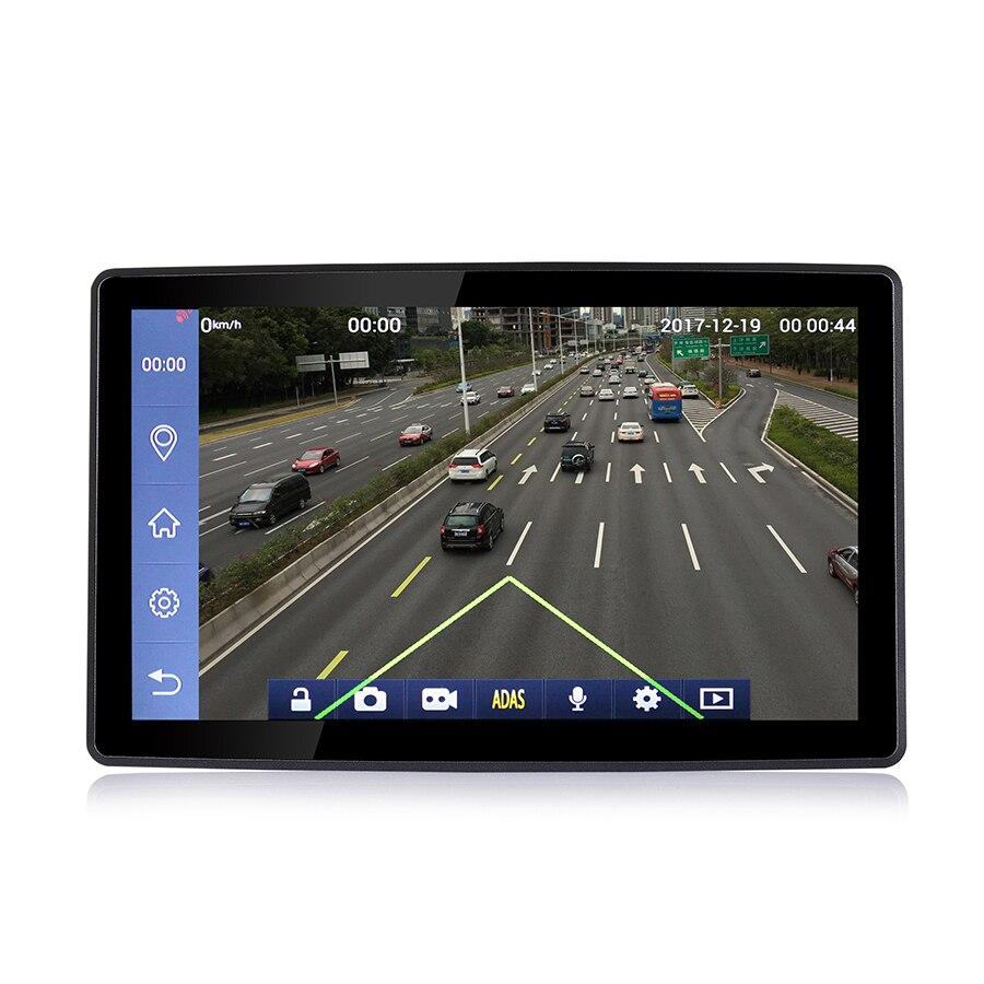 Udricare 9 pollice Android Bus Camion Auto Bluetooth Del Telefono di WiFi di Navigazione GPS 16 gb Full HD 1080 p ADAS LDWS DVR Video Registratore GPS