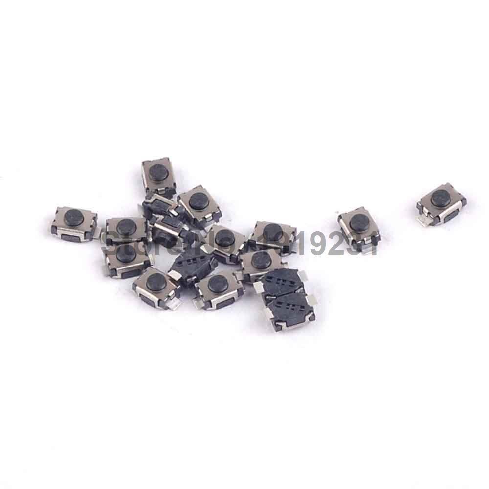Petit Transparent à Coudre Boutons Acrylique deux trous clair de forme ronde 12 mm 50pcs